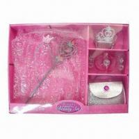 China Gift Set, Suitable for Parties, Made of Polyester wholesale