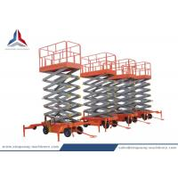 China China Professional 12m Mobile Scissor Lift Table for Warehouse wholesale