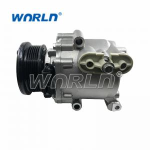 China 12V Auto AC Compressor For Ford FIESTA 1.4(GAS) 6PK 97MM OEM 8FK351334831/1763935 on sale