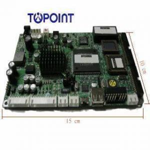 4 CH GPS JPEG2000 Mobile DVR Board (Ultra-compact Version)