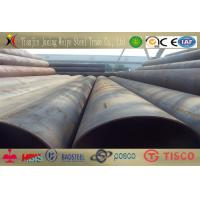 China ASTM A53 Gr B Round Welded Carbon Steel Pipe / Tube Q345 Cold Rolled wholesale