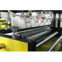Quality HDPE LDPE LLDPE 5 Layers Bubble Wrap Making Machine 38CRMOLA Screw Material , for sale