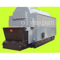 China Electric High Pressure Coal Fired Steam Boiler Efficiency / Steam Heating Boiler wholesale