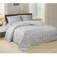 China Shrink Resistant Full Size Bed Comforter Sets , Mohap Bedspreads And Comforters wholesale