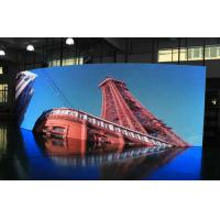 China P16 Rental LED Screen , IP65/ IP54 Outdoor Led Billboard Vertical 50° wholesale