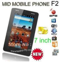 China 7inch Touch Screen MID Mobile Phone, WiFi GPS MID Cell Phone wholesale