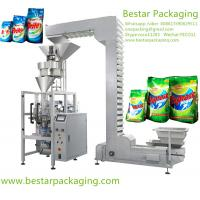 China Fully automatic washing powder sachet vertical packing machine with SIEMENS PLC wholesale
