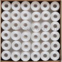 China Plastic Sides Embroidery Prewound Bobbins (Style L Type) wholesale