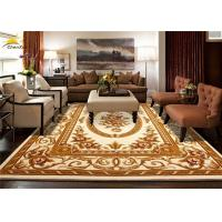 China High End Custom Home Textile Carpet Wool Blend For Private Residence wholesale