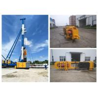 China No Pollution Sheet Pile Driving Hammer For Straight Piles Marine Piling wholesale