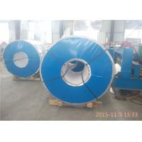 China 0 . 8mm 3003 Aluminum colour coated coil for foofing sheet and wall panel wholesale