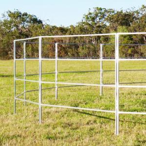 "China Round Corral Panels Yard Panels 1.5m Gate. Locking Pins. "". Victoria "" wholesale"