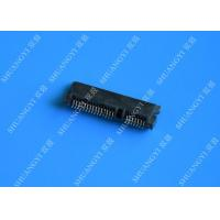 China Mini SAS Serial Attached SCSI Connector 32 Pin Electrical For Server wholesale