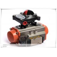Single Acting Ball Valve Pneumatic Actuator With Limit Switch