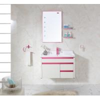 Buy cheap 2015 New Design Single Basin Wall Hung Washroom Cabinet and Part from wholesalers