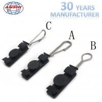 Buy cheap Anshi FTTX S Type Fiber Optic Accessories Stainless Steel Fasteners Dead End from wholesalers