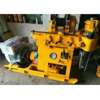 Buy cheap 2018 New 200m Portable Geologic Investigation Mining Water Well Drilling Rig from wholesalers