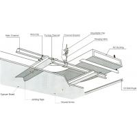 Quality gypsum ceiling systems for sale