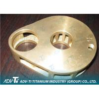 CNC machined Extremely Resistant to Abrasion Metal Investment Casting