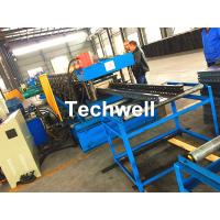 China Auto Size Changing Cable Tray Profile Making Machine / Cable Tray Manufacturing Machine wholesale