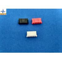 Quality Single Row Board To Wire Connectors Pitch 2.00mm PA66 Housing With Lock Top for sale