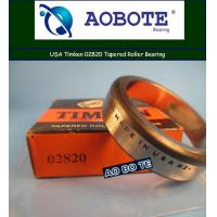 China High Speed M88048 Timken Taper Roller Bearings For Rolling Mill wholesale