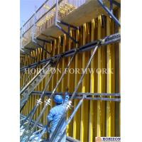 China Top Scaffold Brackets Equipped On Wall Formwork Serving As Safety Platform wholesale