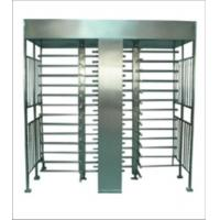 China two-direction card dual lane full height turnstile for pedestrian access control wholesale
