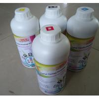 Buy cheap Epson Head Sublimation Printer Ink / Water Based Ink For Coated Materials from wholesalers