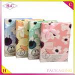 China Luxury handmade oil painting paper gift box wholesale