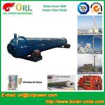 China High Strength Thermoplastic Mud Drum In Boiler Anti Corrosion Custom wholesale
