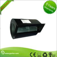 China AC Motor Double Inlet Centrifugal Fans For Water Chillers / Cooling Untis wholesale