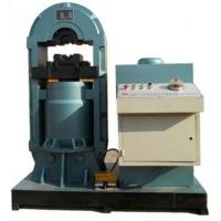 China 500 T Wire Rope Swaging Press Machine CE & ISO9001 Certificated Blue Color wholesale