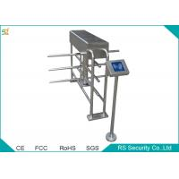 China Intelligent automatic systems turnstiles half height waist height Gate wholesale