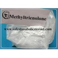 China White Raw Steroid Powders Methyltrienolone  for muscle binding and performance boosting wholesale