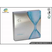 China Rectangular Custom Cosmetic Packaging Boxes For Face Mask Packaging wholesale
