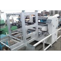Quality Professionally 16KW Mini Rotary Pleating Machine for HEPA Air Filter for sale