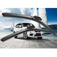 Quality Car screen wiper Car Window Wiper Blades With Teflon Coating Natural Rubber for sale