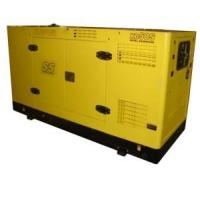 China Sound Proof Standby Generator, Backup Power Diesel Genset wholesale