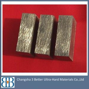 China wholesale china trade diamond segments for saw blades on sale