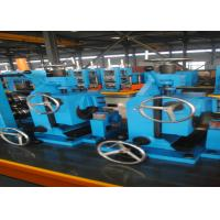 China BH Welded ERW Pipe Making Machine For Iron Pipe / Tube 25-76mm Pipe Dia wholesale