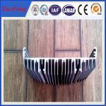 China aluminium die casting radiator, aluminium extrusion profile alloy manufacturer wholesale