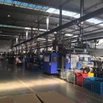 China ABS PP HDPE plastic car bumper car spoiler car duct blow molding machine TDB-80F wholesale