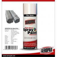 China Aeropak fast dry high glossy Chrome Effect Spray Paint, bright chrome color, vivid in gloss, long lasting wholesale