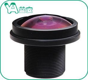 2.4mm Focal Length Camera Lens OpticsLarge Fixed Aperture F2.4 190°142°102° Wide Angle