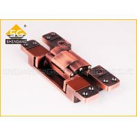 European Type 3D Hidden Closet Door Hinges Hardware Of Zinc Alloy