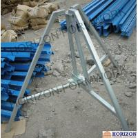 China Removable Steel Folding Tripod For Holding Shoring Props in Slab Formwork System wholesale