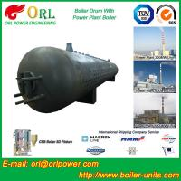 China Corrosion resistance oil steam boiler mud drum ISO9001 wholesale