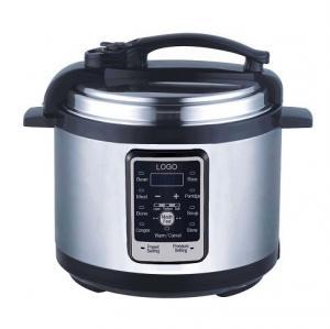 China EMPRC10 / Electric pressure cooker / 6L/ Computer control wholesale