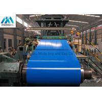 China ASTM A240 ASTM A167 Color Coated Aluminum Coil Prepainted Galvalume Steel Coil wholesale